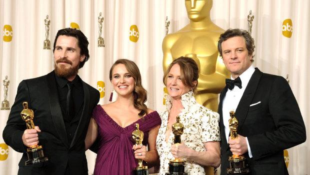 2011-oscar-winners