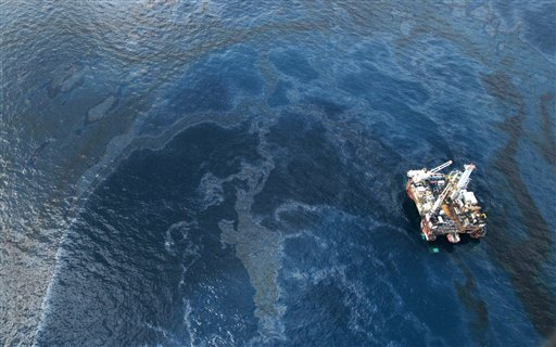 Gulf Oil Spill update