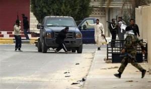 Libya-latest-news-gaddafi-forces-moving-towards-Benghazi