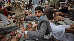 latest-news-Yemen-protests-more-than-40-killed