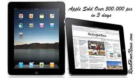latest news-appleipad2-sold-over-500000-units