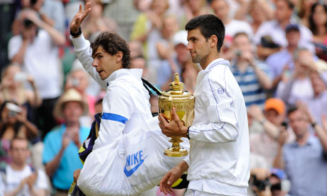 Wimbledon-tennis-Djokovic-became#1