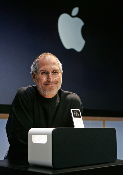 Apple Computer Inc. CEO Steve Jobs