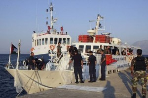 latest news, rush hour news, israel-stopped-2-boats-to-gaza