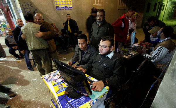 latest news Egypt: ISLAMISTS-won-elections-in-Egypt