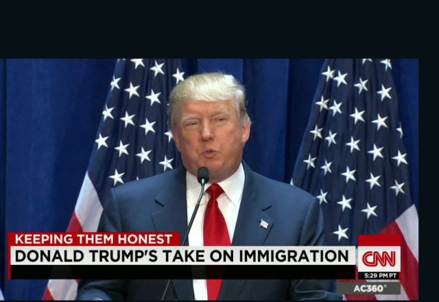 Immigration Restrictions trump, rush hour news, latest refugee crisis usa