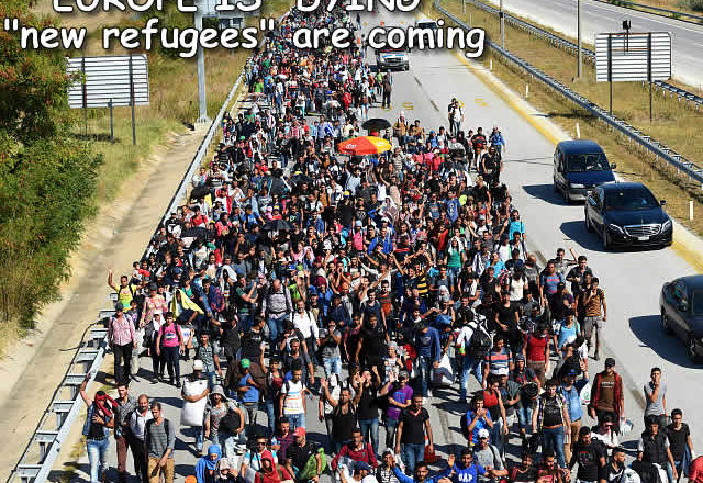 Greece-Border-migrant-crisis-grows-europe-is-dead-new-refugees-2018-rush-hour-news